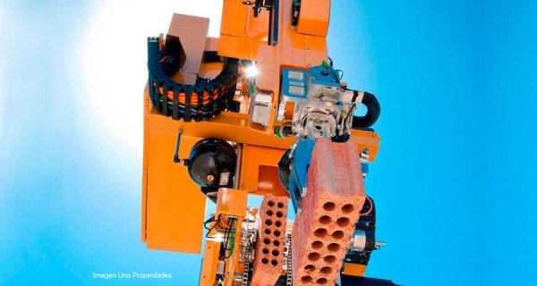 Hadrian la nueva máquina que está revolucionando la construcción