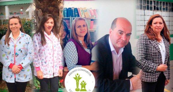 Hoy Premio Compartir regional Boyacá