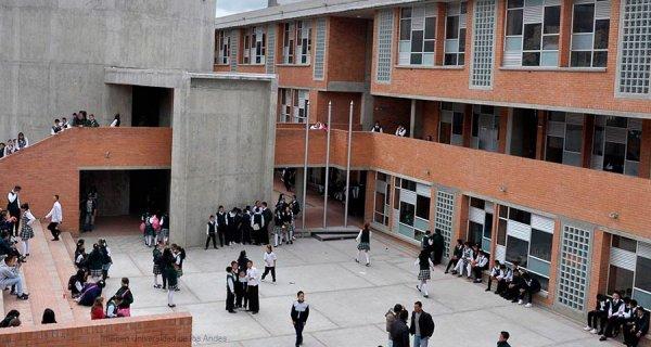 Infraestructura educativa para Bogotá
