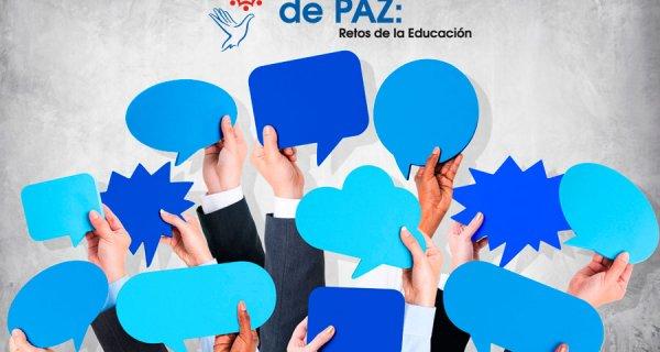 Inscripciones abiertas al foro 'La Construcción de Paz: retos de la educación'