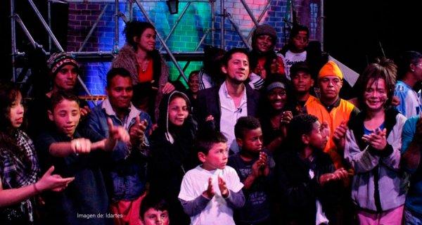 Invitación al gran evento gratuito 'Cultura y Arte para la Transformación Social'