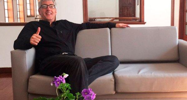 Javier Pombo: un apasionado por la educación