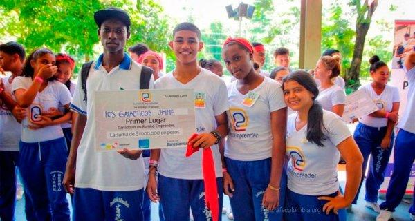 Jóvenes de Chigorodó y Carepa recibieron capital semilla para proyectos