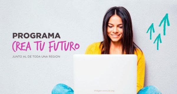 Jóvenes profesionales, participen en la segunda edición del programa 'Crea tu futuro'