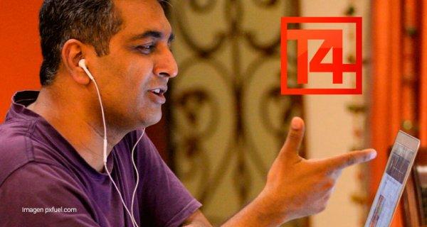 La Fundación Compartir invita a la conferencia T4 y para explore la educación post Covid-19