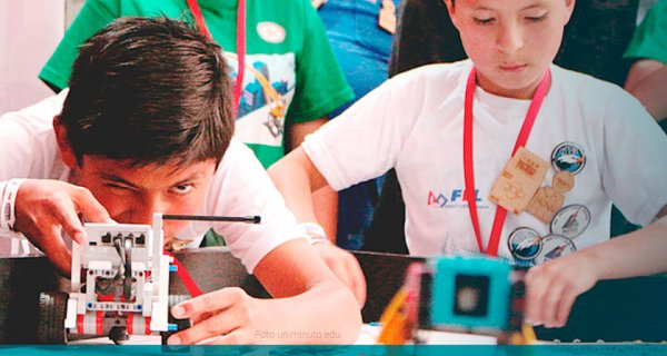La gran final de First LEGO League será en Bogotá