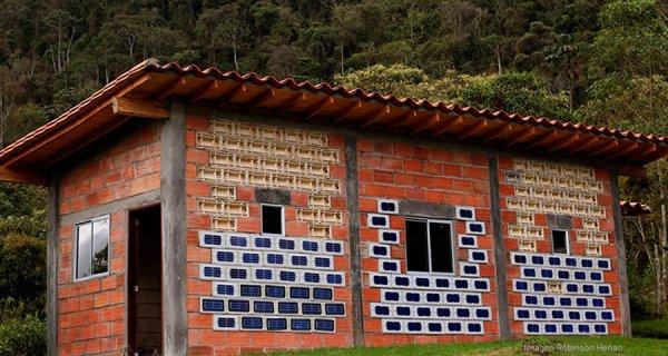 Ladrillos solares: propuesta ambiental y social para mejorar el futuro