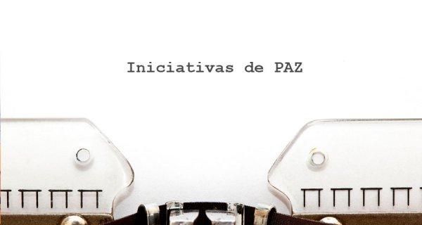 Límite de postulación para iniciativas de paz