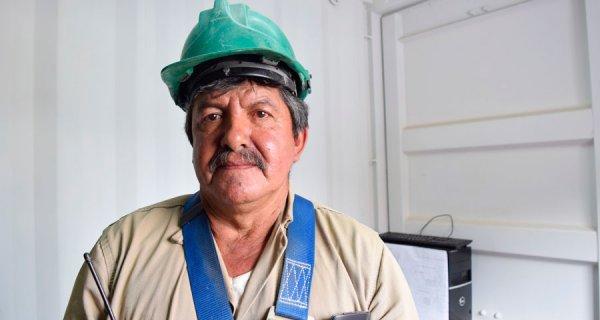 Luis Ruiz: un hombre presto a todo