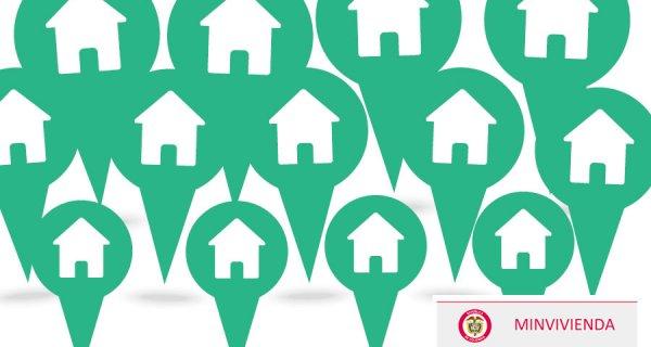 Más de un millón de viviendas en los últimos cuatro años: MinVivienda