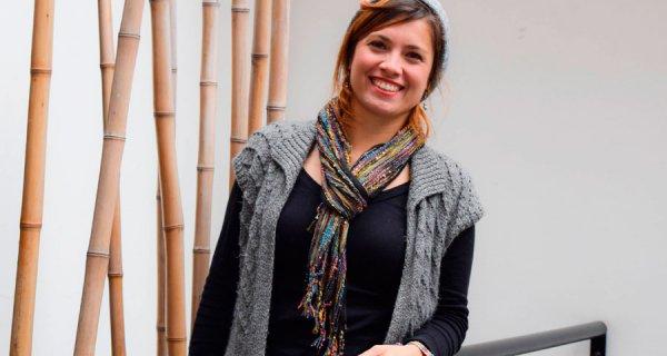 Mayerly Rodríguez: una apasionada por la vida