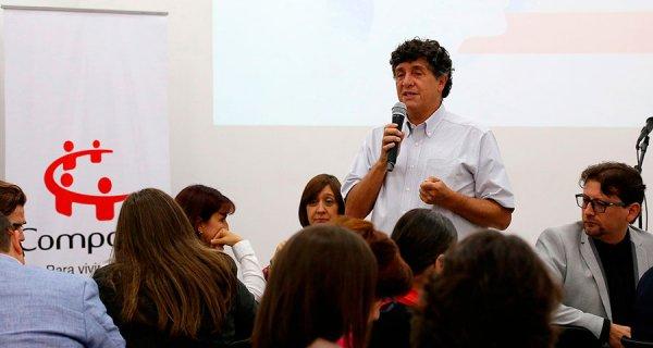 #Memorias del conversatorio 'Educación, arte y paz'