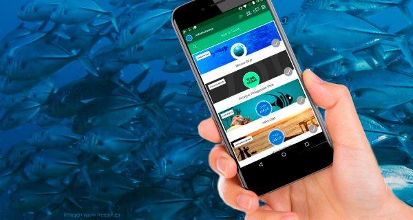 M-Fish la app para los pescadores