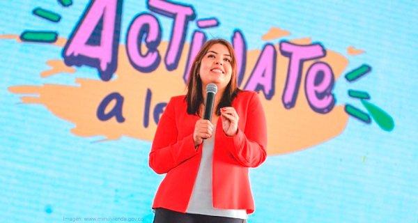 """Ministerio de Educación lanza campaña """"¡Actívate a lo bien!"""""""