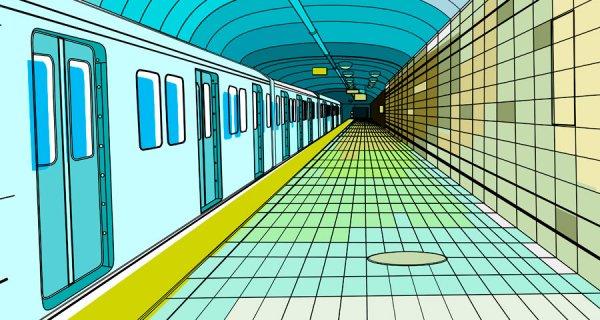 Movimiento social a favor del metro