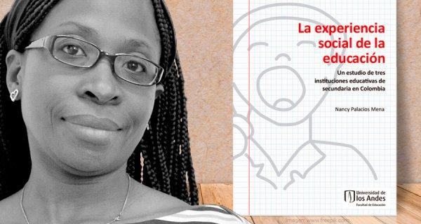Nancy Palacios, gran maestra del Premio Compartir, presentó su nuevo libro