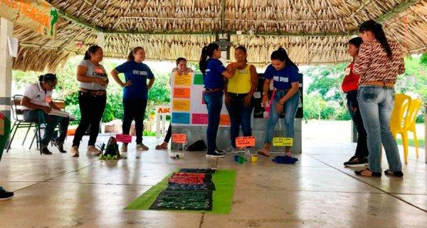 No parar de aprender: el secreto de las madres comunitarias en Montes de María
