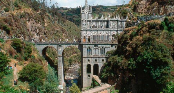 Obras arquitect nicas en colombia que debe conocer for Obras arquitectonicas