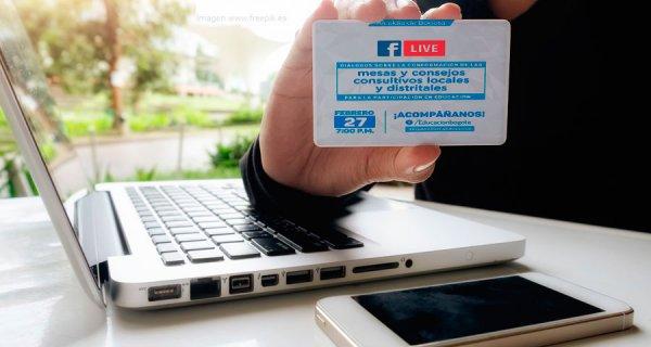 Participe del Foro virtual sobre instancias de participación de la Secretaria de Educación