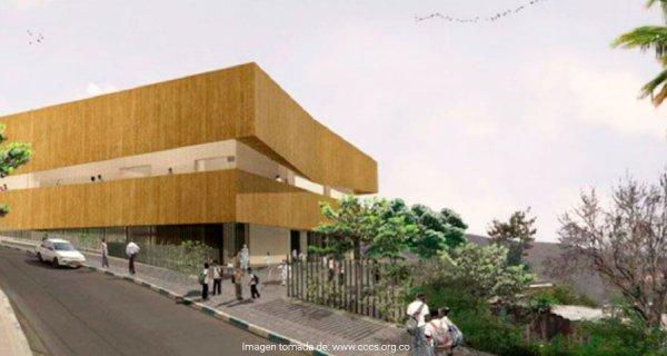 Primer colegio público sostenible en Colombia