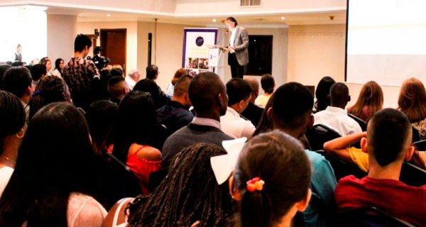 Primera convención del programa 'Brindamos Oportunidades' de Fundación Fanalca