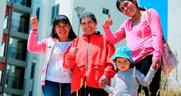 Programas de vivienda, agua potable y saneamiento fomentan equidad para las mujeres