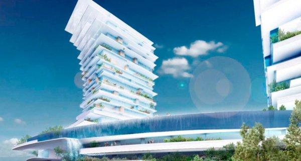 Proyectos hoteleros más novedosos del 2017