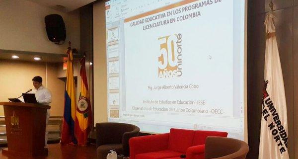 Reforma a las licenciaturas, un conversatorio con la región Caribe