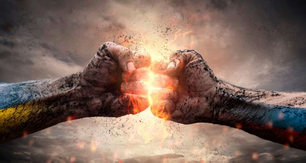 Riesgo de guerras debido a desastres naturales