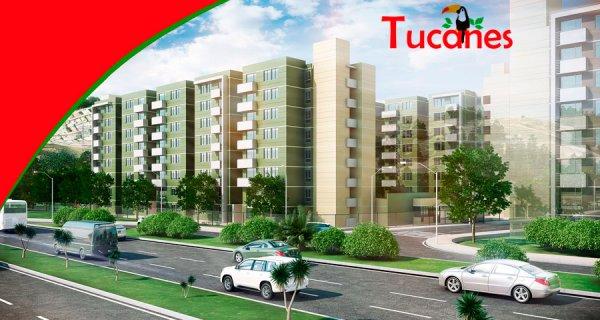 Últimos apartamentos en Tucanes etapa I
