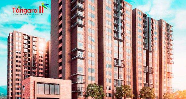 Venta final de apartamentos en Tángara II