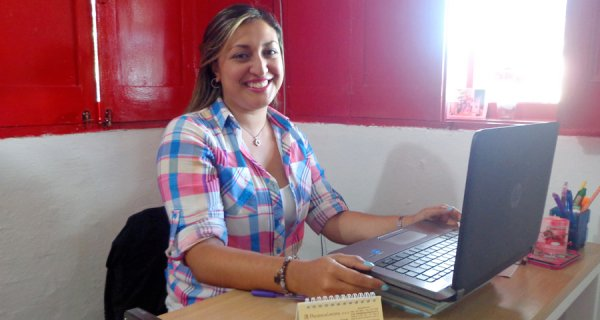 Wendy Sánchez: una mujer dispuesta al cambio
